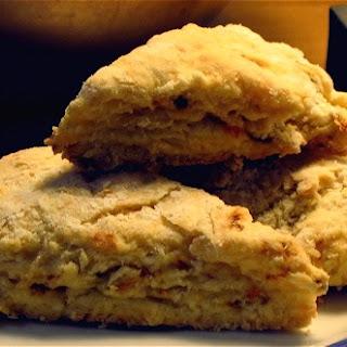 Cheddar Chipotle Scones