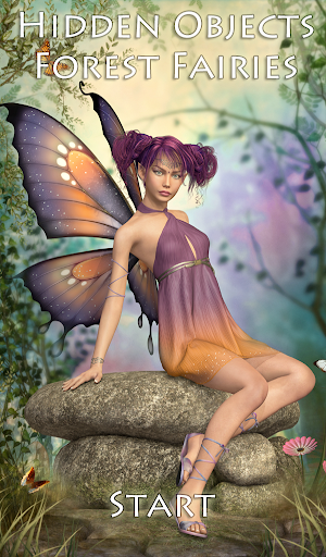 Hidden Object Forest Fairies