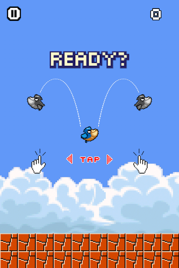 Wing Up- screenshot