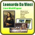 Leonardo Da Vinci Live Wallpap logo
