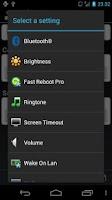 Screenshot of Fast Reboot Pro Locale Plug-in