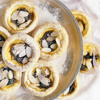 Mincemeat Custard Pies