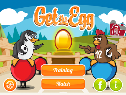 Get the Egg: Foosball (free)- screenshot thumbnail