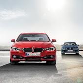 BMW 3 Series Live Wallpaper