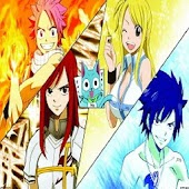 Wallpaper Fairy Tail