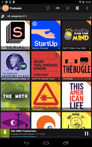【免費媒體與影片App】Podcast Addict - Donate-APP點子