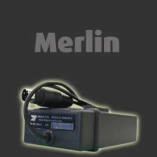 Centralita Merlín BT LOGO-APP點子