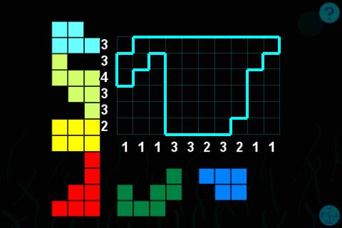 Puzzle Grid - screenshot