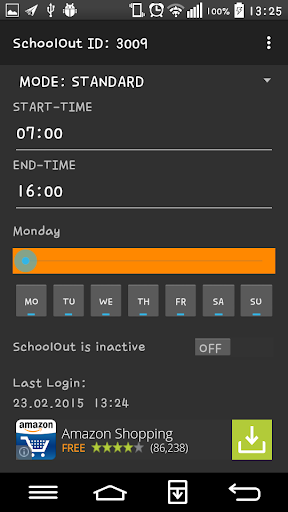 SchoolOut the other AppLock