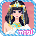 Egyptian Empress Dress Up icon