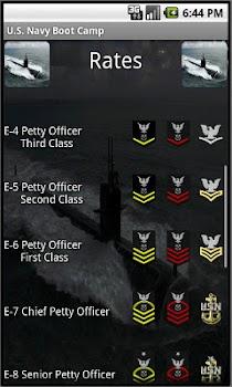U.S. Navy Boot Camp