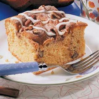 Pecan Coffee Cake.
