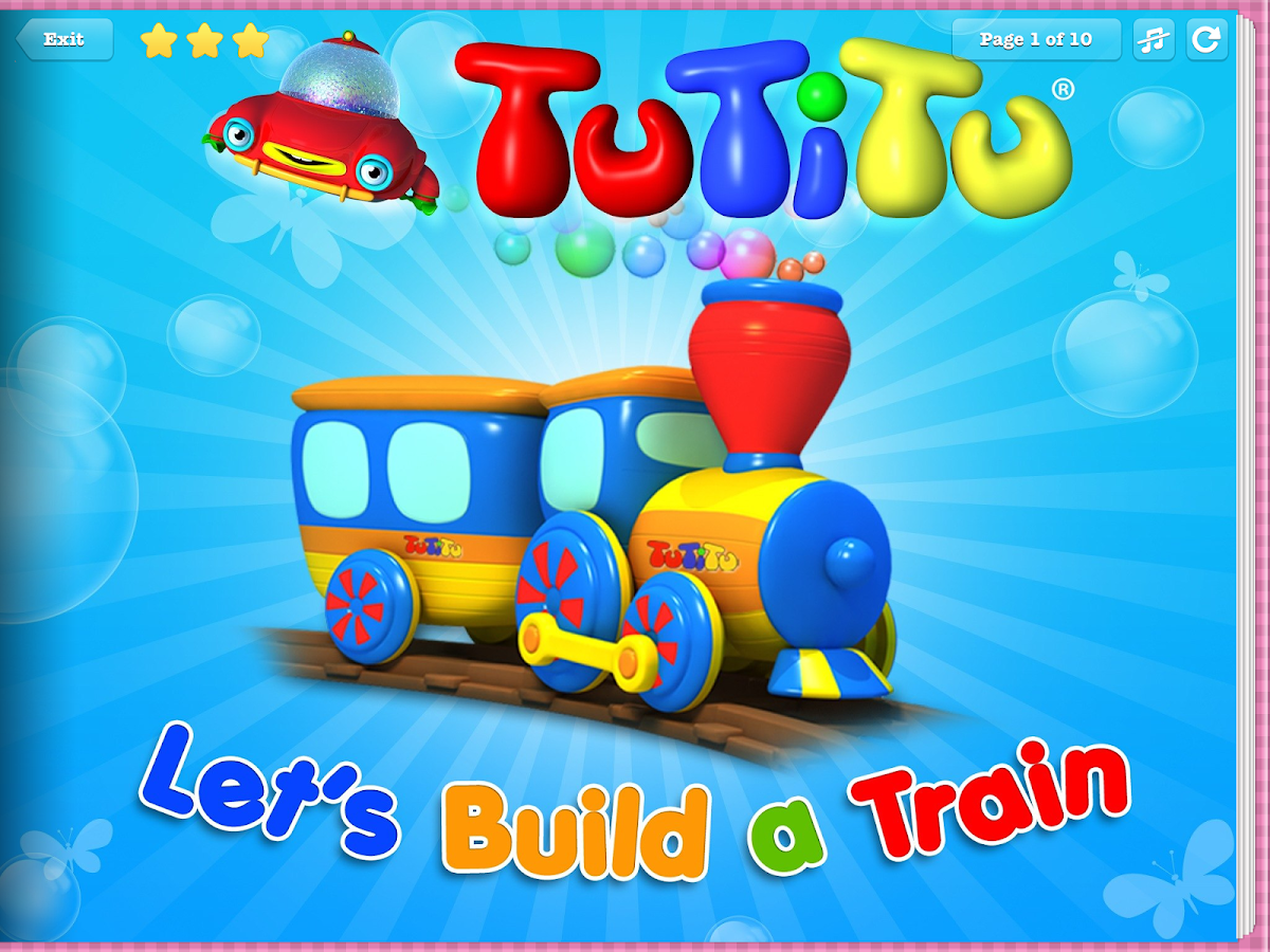 TuTiTu Train- screenshot