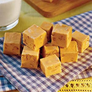 Pumpkin Fudge.