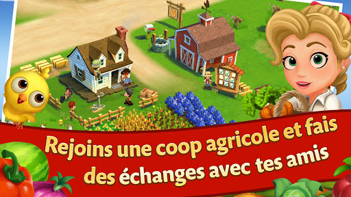 FarmVille 2 : Escapade rurale  captures d'écran 4