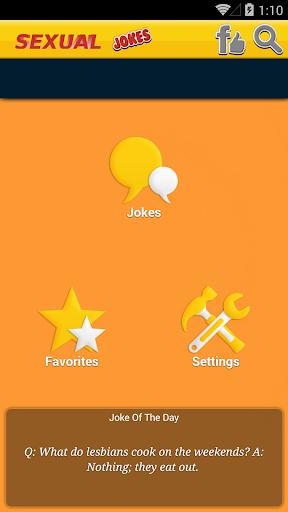 Sexual Jokes