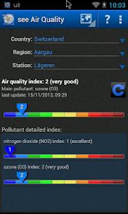 see Air Quality - screenshot thumbnail