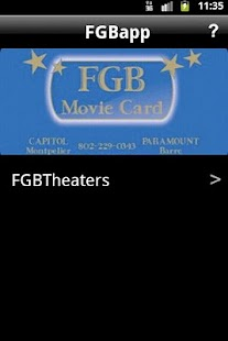 FGBTheaters - screenshot thumbnail