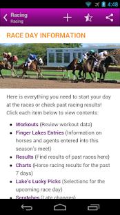 Finger Lakes Gaming Racetrack- screenshot thumbnail