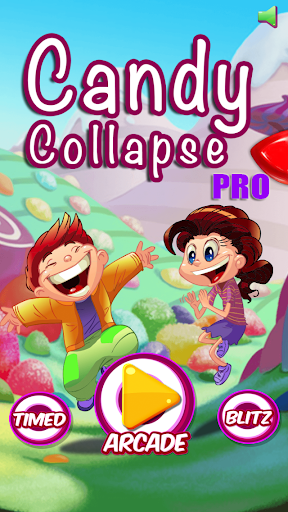 Candy Column Collapse