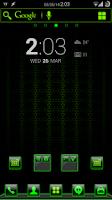 Screenshot of Mean Green Apex/ADW/Nova