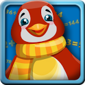 Penguin Jump Math icon