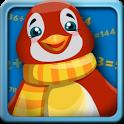 Penguin Jump Math icon