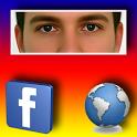 Facebook Faces Game icon