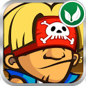 Crazy Pirate icon