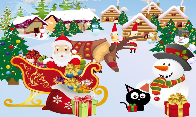 Hidden Objects Christmas - screenshot