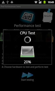 Performance Test Lite - screenshot thumbnail