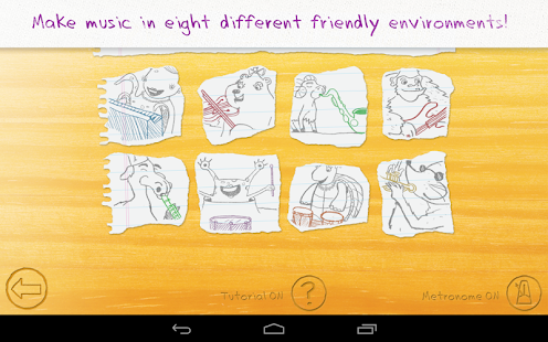 Sketch-a-Song Kids- screenshot thumbnail