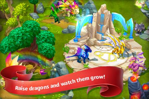 android Dragons World Screenshot 17