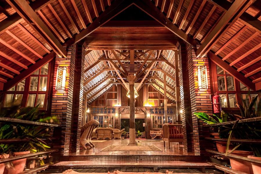 Sipadan Mabul Island, Sabah, Malaysia by Teck Keong Chu - Buildings & Architecture Other Interior ( sipadan mabul island, sabah )