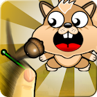 Bouncy Nuts icon
