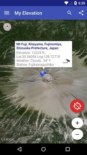 My Elevation Screenshot