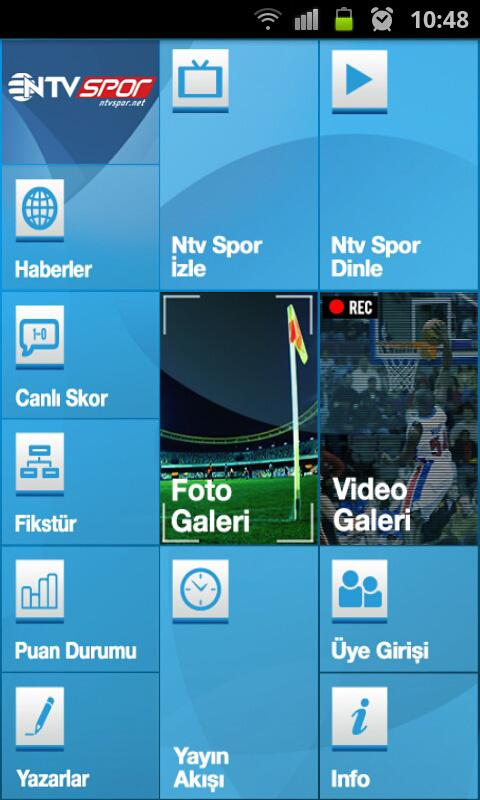 NTVSpor.net - screenshot