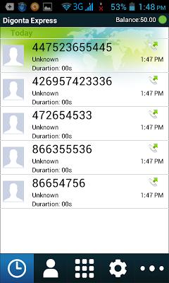 Digonta Express - screenshot