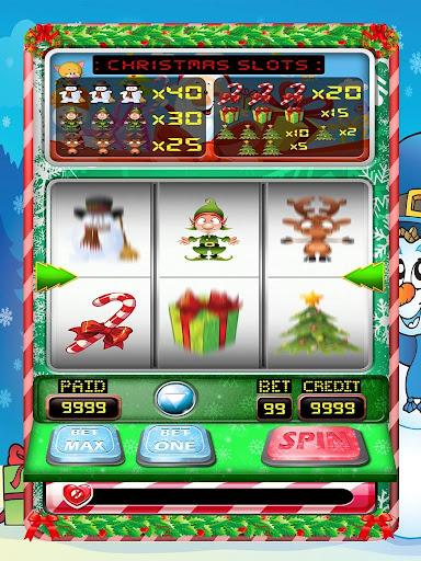 Xmas Casino Slots Game Free HD