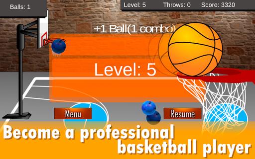 Dunk Shot: Basketball 2015