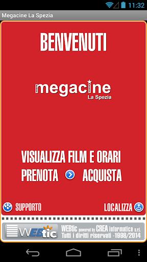 Webtic Megacine La Spezia