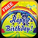 Birthday Cards + Photo Frames logo