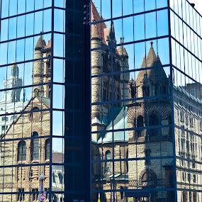 Reflection of the history by Plamen Valkovski - Buildings & Architecture Public & Historical
