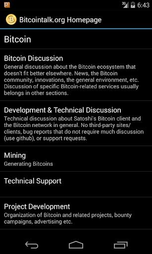 Bitcointalk.org Reader