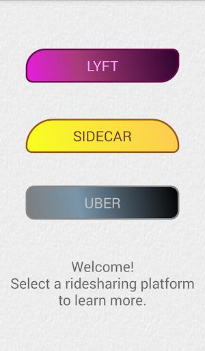 RideShare - Free Rides + Bonus
