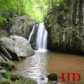 Real Water Falls HD Day Dream