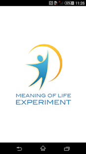 The Meaning Of Life Experiment- screenshot thumbnail