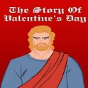 The Story of Valentine's Day logo