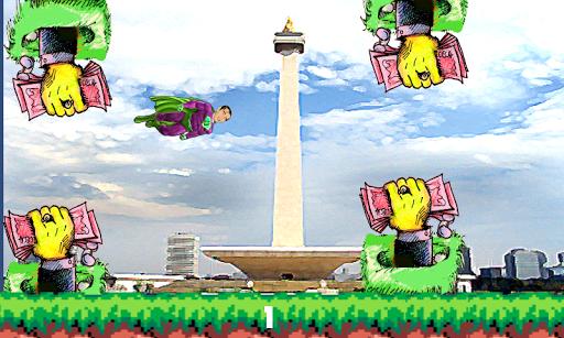 Flap Jokowi Man