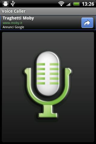 Voice Caller- screenshot